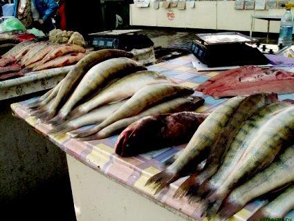 На київському ринку продають дуже небезпечну рибу