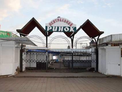 У Луцьку відновлять парковку поблизу Центрального ринку