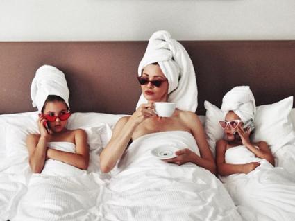 Гламурна молода бабуся з Італії полонила Instagram