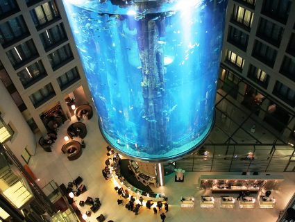 Найцікавіші ліфти. А ви би прокатались у такому?