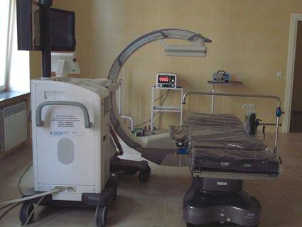 Для Волинської лікарні закупили суперсучасне обладнання для лікування хвороб серця (фото)
