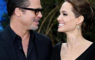 Два зіркові монстри: Джолі - психопатка, а Пітт - алкоголік