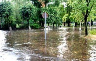 Три області під загрозою затоплення