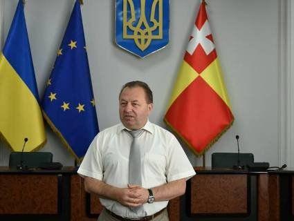 Працівників торгівлі урочисто привітали у Луцьку (фото)