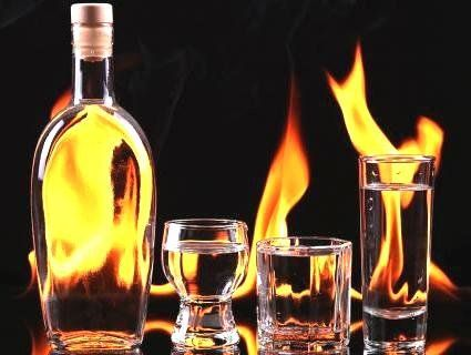 На Київщині неякісним алкоголем могли потруїтися люди