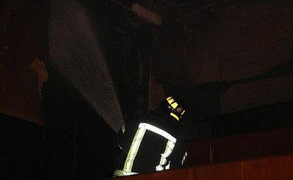 У Києві сталася пожежа в одній з лікарень на Подолі