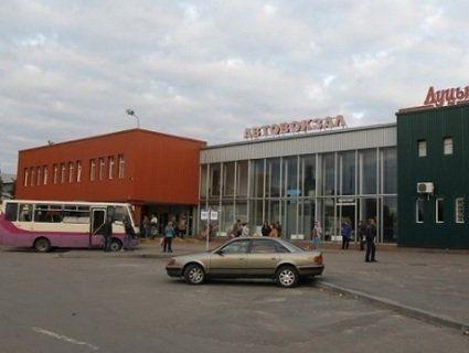 Муніципали приберуть «наливайки» із автостанції у Луцьку