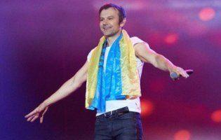 Святослав Вакарчук новою піснею заявив про бажання йти на президентські вибори (відео)