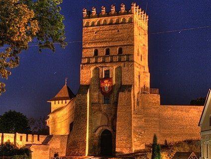 Лучан запрошують провести ніч у замку Любарта
