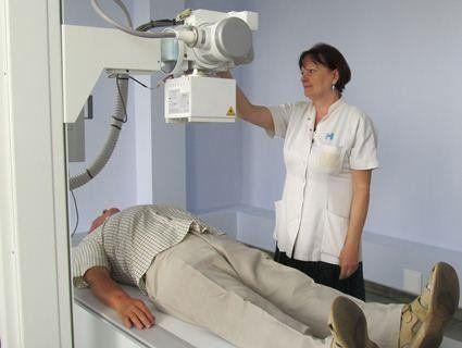 У Луцькому медзакладі відкрили оновлений рентген-кабінет (фото)