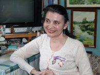 Українська художниця Валентина Михальська 40 років прикута до інвалідного візка