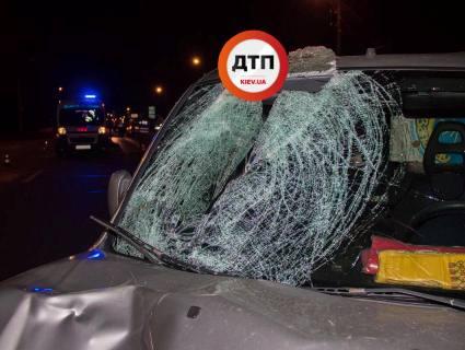 Смертельний ранок у Києві: дві летальні ДТП