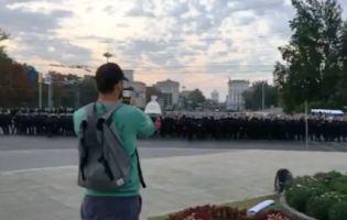 У Молдові поліція розігнала протестувальників