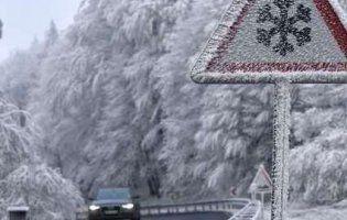 У Туреччині пройшов сильний снігопад