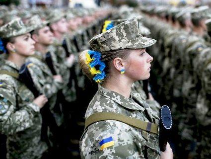 Українські жінки зможуть ставати генералами