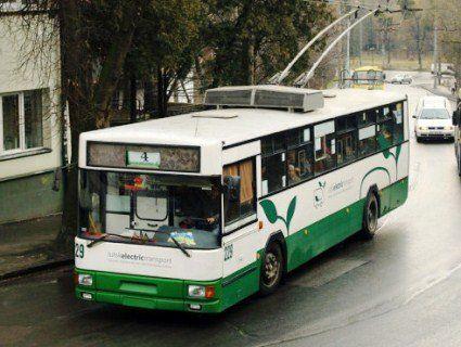 Луцькі тролейбуси курсуватимуть по-новому