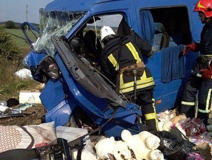 В страшній аварії на Прикарпатті загинули троє людей, двоє – маленькі діти