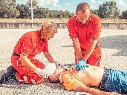 8 вересня - Всесвітній день надання першої медичної допомоги