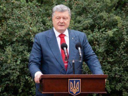 Луцьк приймав президентські вітання разом із Луганськом