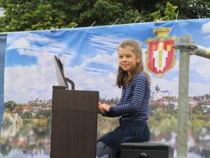 «Овації»: у Луцьку відбувся концерт з нагоди Дня міста (фото)