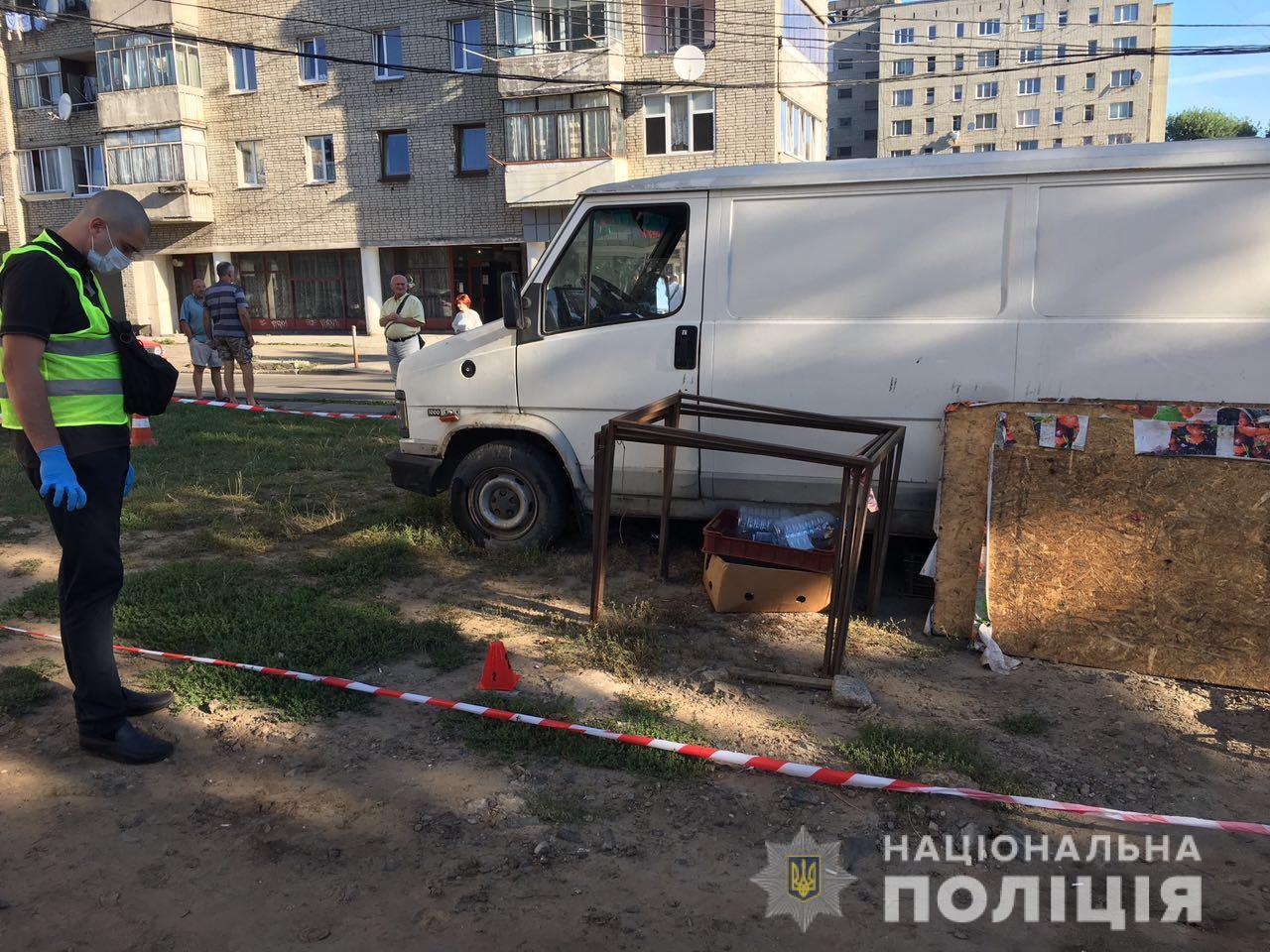 У Львові знайшли тіло у машині