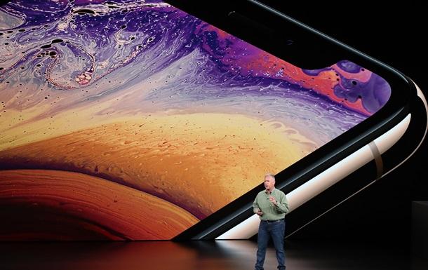 Презентація нових гаджетів Apple