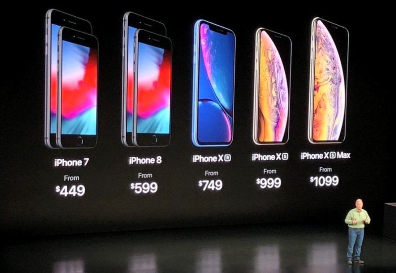 Презентація нових гаджетів Apple фото 1