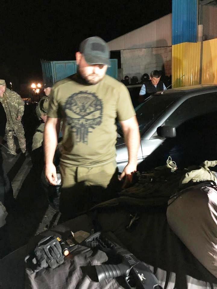 Рейдерські атаки на Харківщині
