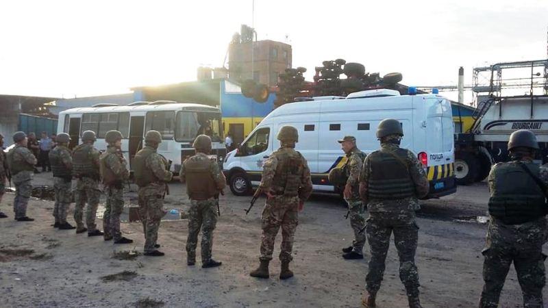 Рейдерські атаки на Харківщині фото 2