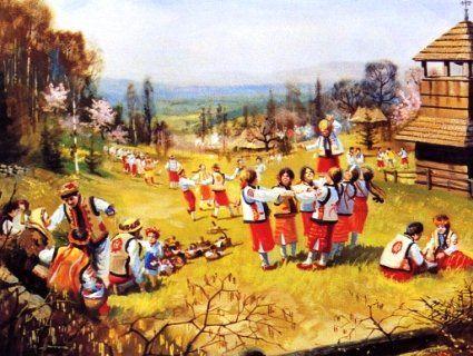 14 вересня - Слов'янський Новий рік