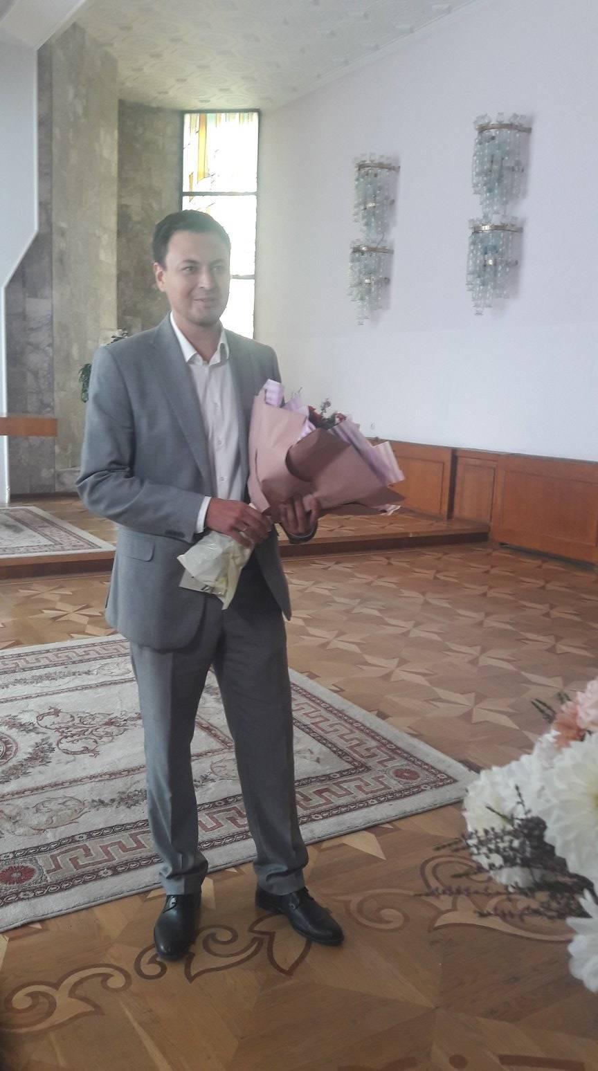 Радник міністра Алєксєєв