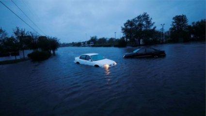 Затопило місто Вілмінгтон