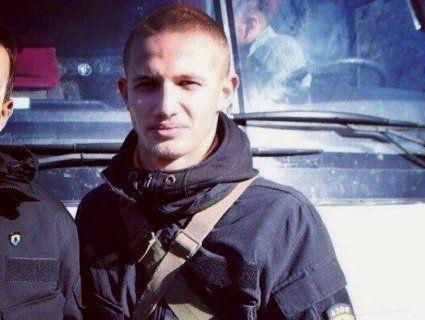 Розповідь бійця «Азову», який облив себе бензином та хотів підпалити
