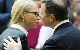 Ляшко довів Тимошенко до екстазу (відео)