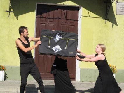 У Луцьку стартував фестиваль «Мандрівний вішак»