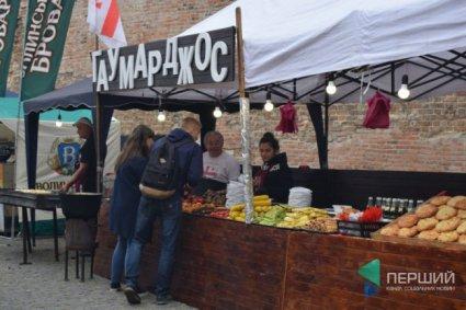 Фестиваль пива і м'яса у Луцьку, фото 7