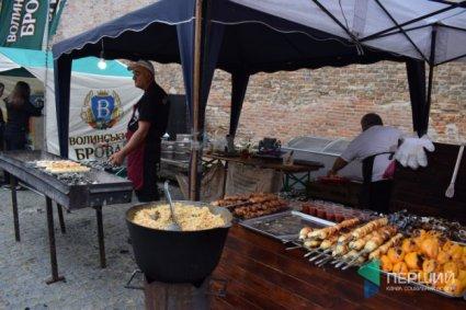 Фестиваль пива і м'яса у Луцьку, фото 8
