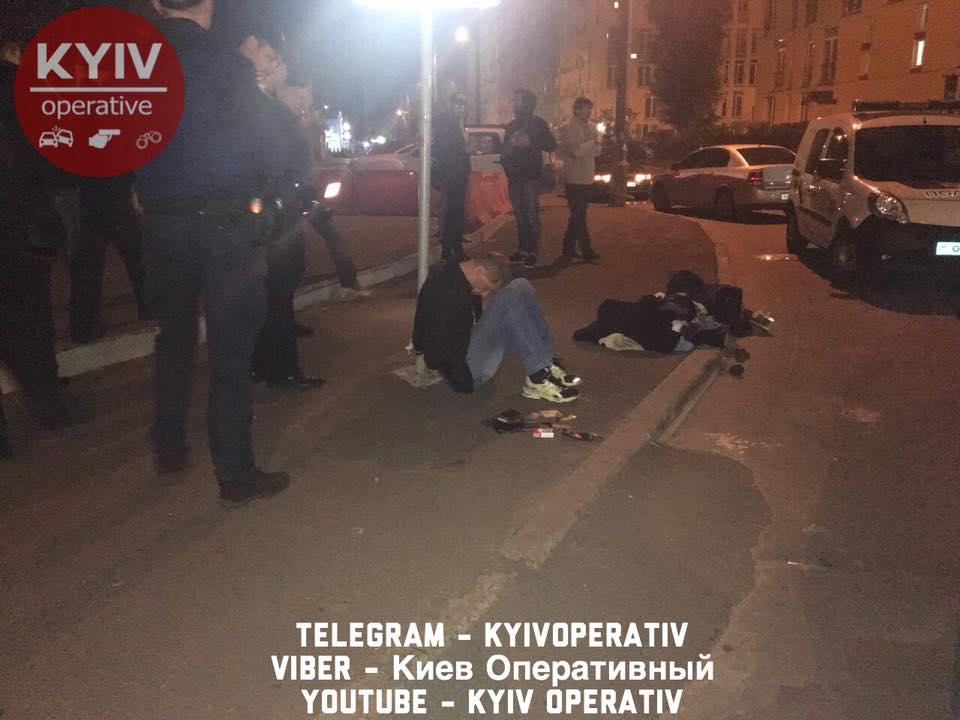 палій Київ