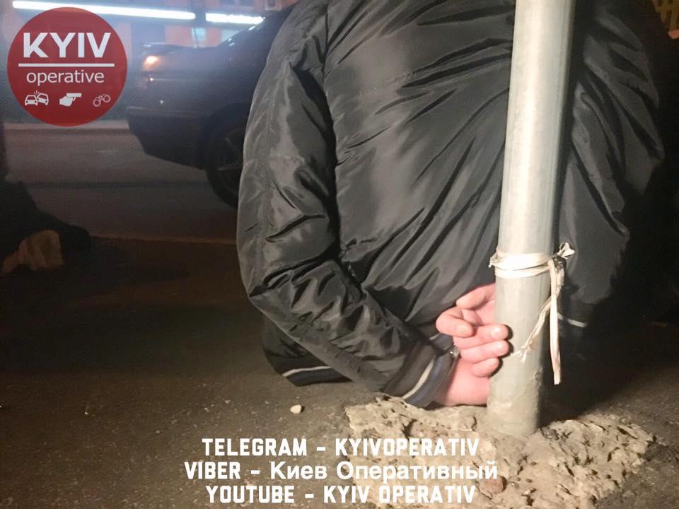 підпал Київ