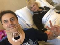 Історія зі щасливим фіналом: українку, яка вижила при падінні моста в Генуї, покликали заміж