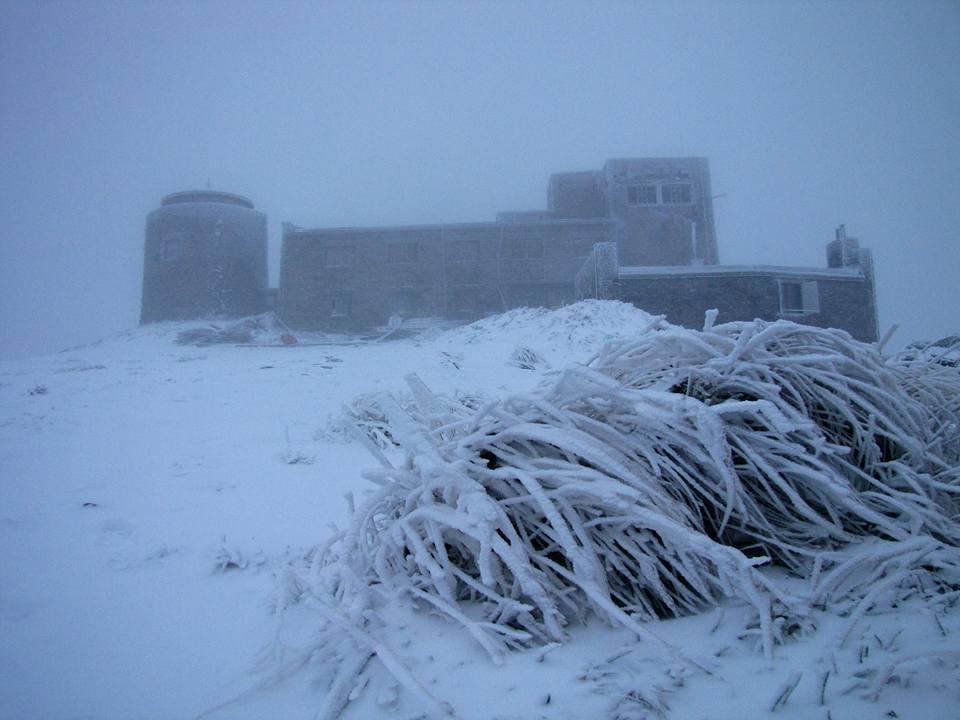 сніг Піп Іван