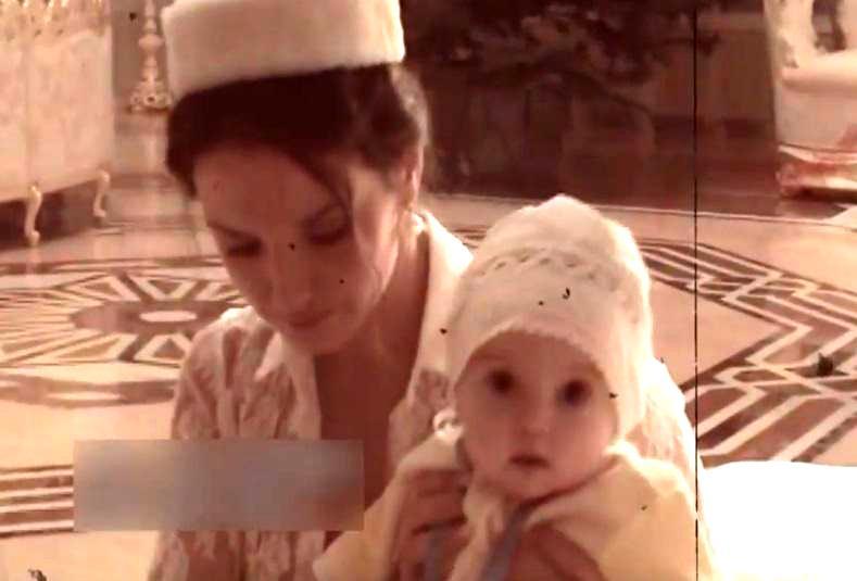 Оксана Марченко з донькою фото 1