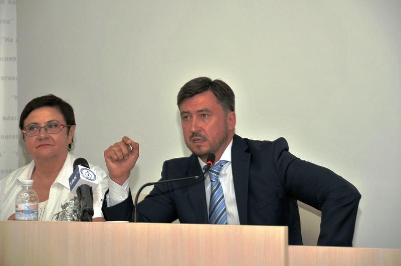 Лідер політичної партії «Розумна сила» Олександр Соловйов фото 1