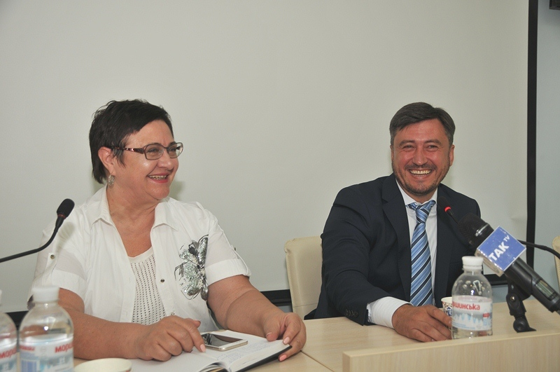 Лідер політичної партії «Розумна сила» Олександр Соловйов