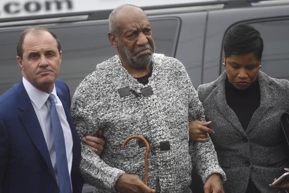 81-річний комік Білл Косбі отримав 10 років тюрми за зґвалтування