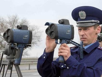Патрульних на дорогах України озброять лазерними радарами