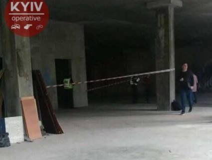 В Києві в «заброшці» смертельно травмувався підліток (фото)
