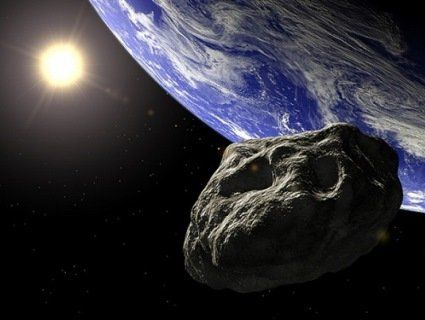 До Землі летить астероїд, який може знищити пів планети