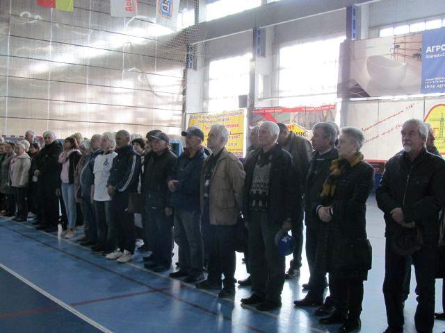 У Луцьку фестиваль для людей похилого віку «Спортивне довголіття – «Спорт для всіх - радість життя» фото 1
