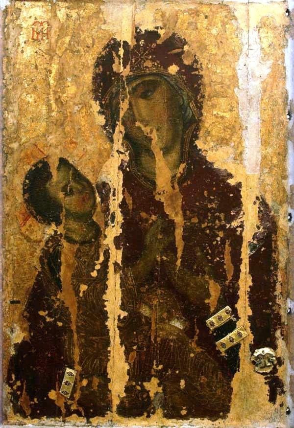 Холмська ікона Богородиці з Емануїлом